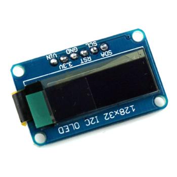 0 91 I2C IIC Serial 128x32 OLED Module for Arduino
