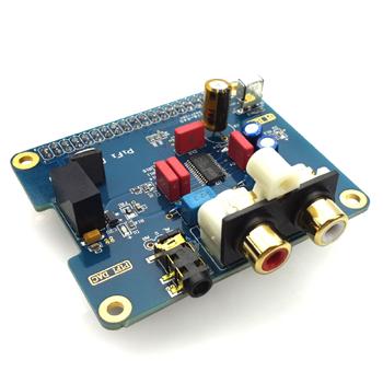 HIFI DAC Audio Sound Card Module I2S interface for Raspberry pi  B+,Raspberry Pi 2 Model B