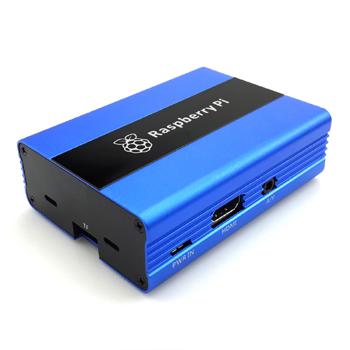 Raspberry Pi 3 Aluminum Case
