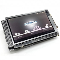 3.5 inch capacitive touch screen for cubieboard 1/2