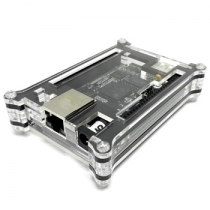 BeagleBone Black transparent +black Case