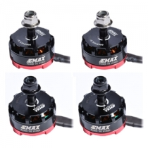 4pcs EMAX RS2205 2300KV Brushless Motor 2CW 2CCW for QAV250 QAV300 FPV Racing Quadcopter