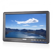 10.1inch High Brigtness Ground Station HD FPV Monitor with HDMI VGA Audio Video (FPV101A)