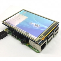 Raspberry Pi 2 model B/B+ 3.5 Inch 320x480 Pixel Resistive IPS TouchScreen