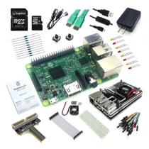 Raspberry Pi 3 Model B Super Full Kit