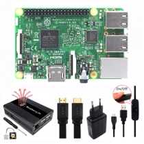 Raspberry Pi 3 model B 6 in One Start Kit