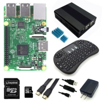 Raspberry Pi 3 model B 8 in One Start Kit