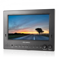 7 inch IPS 1024x600 Lightweight 3G-SDI HDMI Camera-Top Field Monitor with Peaking (ST702-HSD)