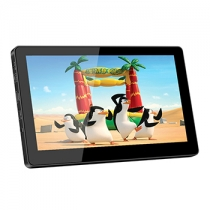 7 Inch 1024 * 600 Resolution Portable Touch Monitor with HDMI input,USB 5V /12V powered(T007-1)