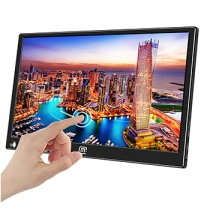 15.6 inch 1920 * 1080 IPS FHD Portable Touch Monitor With USB-C/HDMI Input(T156H)