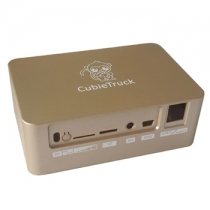 Cubieboard3、Cubietruck golden ABS Case