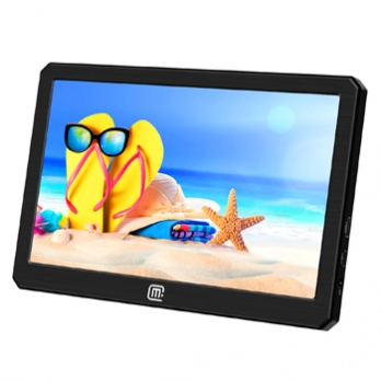 8.9 inch Portable Monitor 1920 x 1200 IPS LCD Display With USB C/HDMI Video Input(089A)