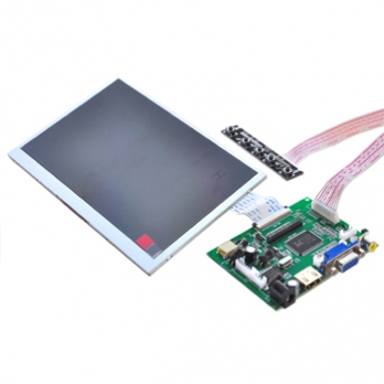 7 inch digital display with HDMI VGA Input Driver Board Controller