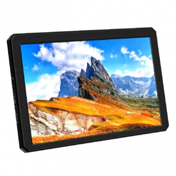 7 inch Portable Monitor 1280 x 800 IPS LCD Display with Hdmi Input,USB Powered(C007-2)