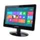 13.3 Inch 1080p Portable Monitor with HDMI, VGA,Speaker Inputs(M133)
