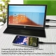13.3 Inch IPS 1920*1080 USB-C With PD Fast Charge Portable Monitor (M133)