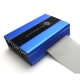 Raspberry Pi 3 / Raspberry Pi 2 /Raspberry Pi B+ Aluminum Alloy Case With Heatsinks(Blue)