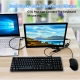 13.3 Inch 2K QHD IPS USB-C With PD Fast Charge Portable Touch Monitor (T1332K)